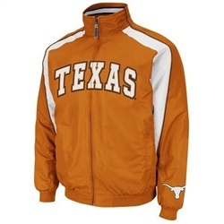 texas longhorns mens jackets