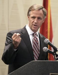 May 13th, 2013  Tennessee Governor Bill Haslam vetoing 'ag gag' bill