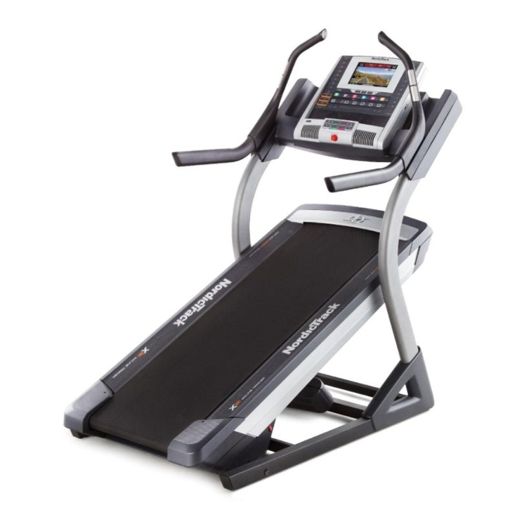NordicTrack X 9i Incline Trainer : Sears Outlet