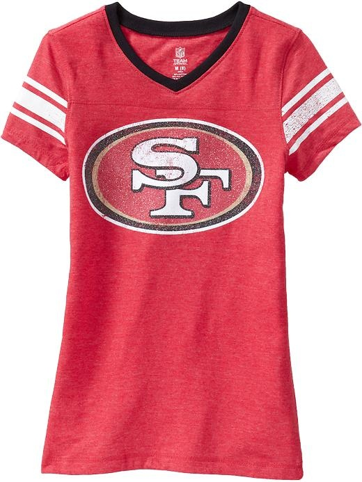 49ers shirt from oldnavy