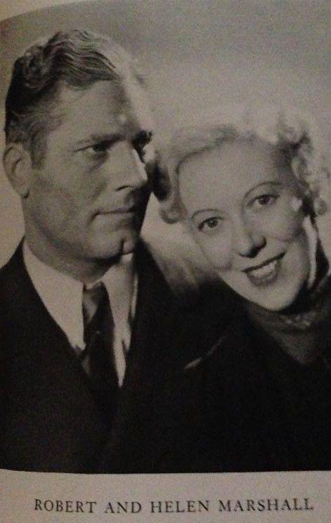 Robert and Helen Marshall