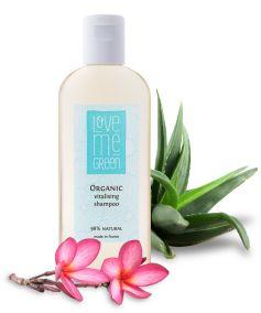 Organic Vitalizing Shampoo  Bio Shampoo ohne Parabene made in France