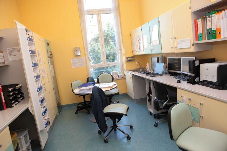 Sala infermieri 1