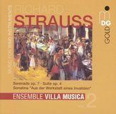Richard Strauss: Music for Wind Instruments, Vol. 2 [CD]