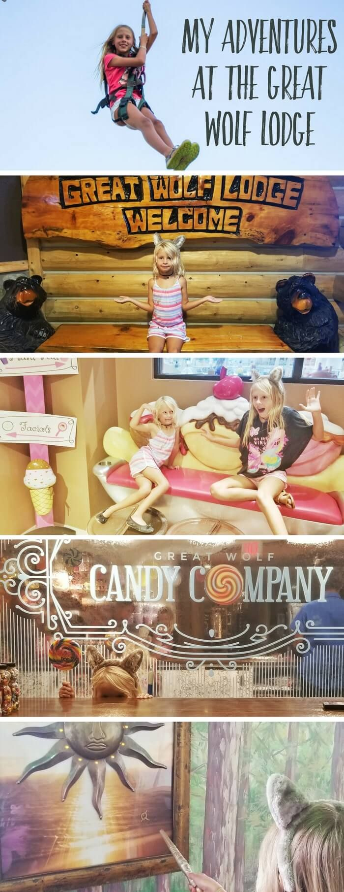 The Great Wolf Lodge in Charlotte, North Carolina is a fun resort for families. From water parks to magi quests it's brilliant fun for kids. Kalyra shares with us why she loved it so much.