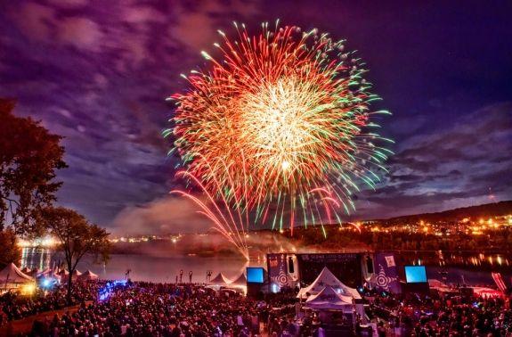 Festival du lac des nations