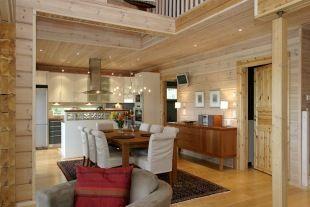 Classic zruby, drevodomy, drevostavby... | KONTIO | Fínske zrubové drevené domy na kľúč