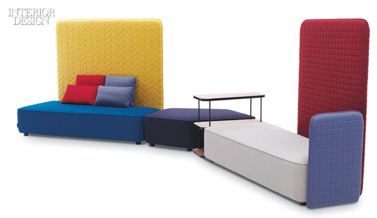 5 Product Introductions from Salone del Mobile that Cover the Entire Color Spectrum