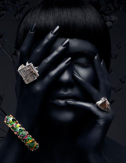 ALYSSA BONI PHOTOGRAPHY — MIDNIGHT IN THE TROPICS - SCHON! MAGAZINE