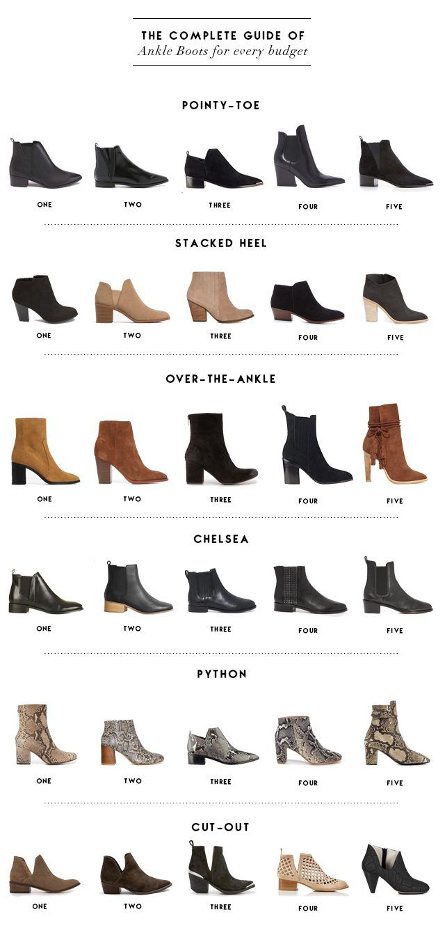 How to dress an apple shaped figure ehow - The Ultimate Ankle Boots Guide For Easy Fall Dressing No Matter Your Style And