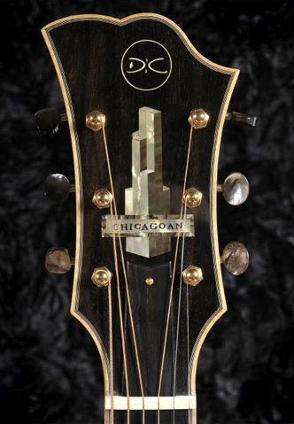 Guitar Luthier, Dan Koentopp
