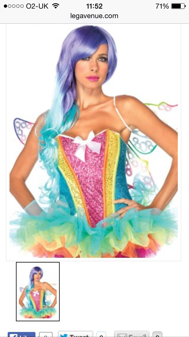 The Rainbow Fairy