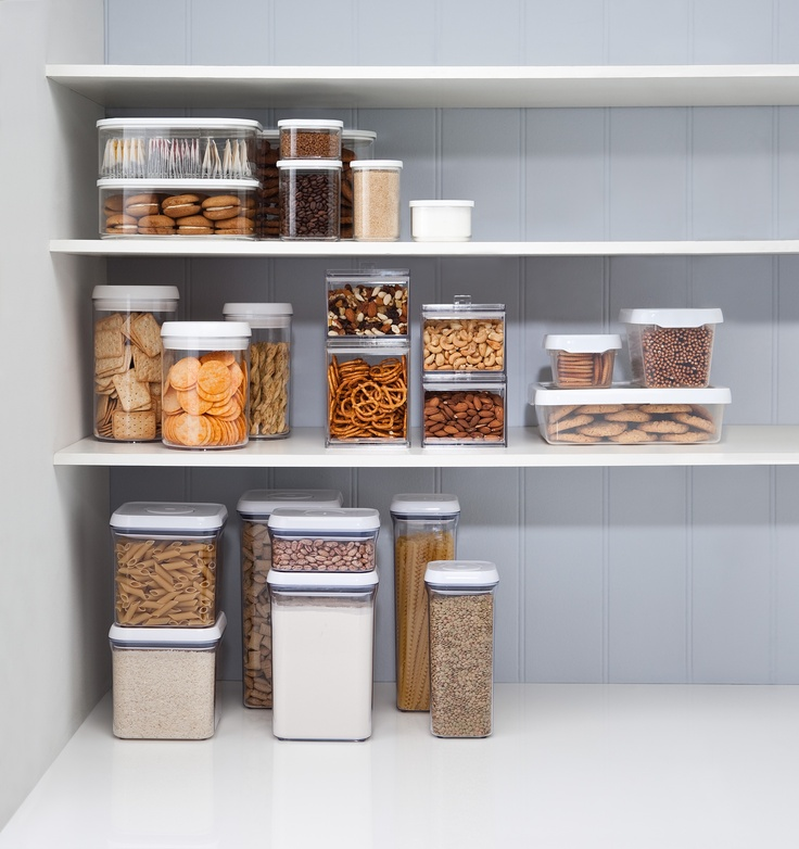 Organise The Kitchen Imagine A Complete Collection Of Quality Containers There Is Container