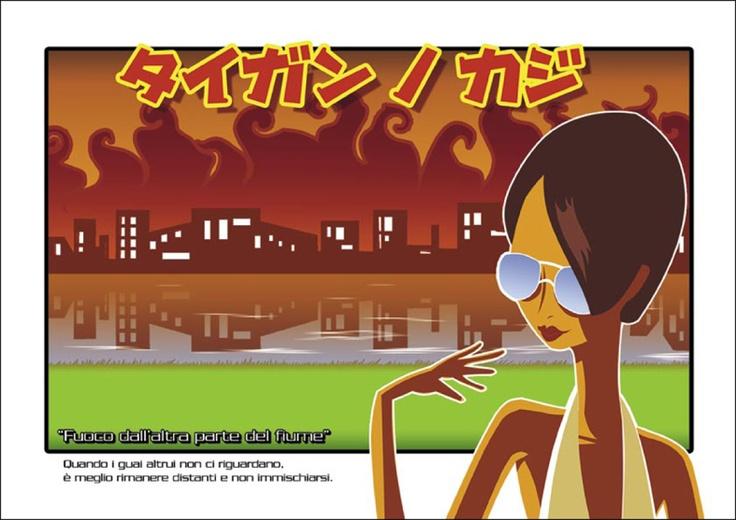 Kotowaza calendar • An example