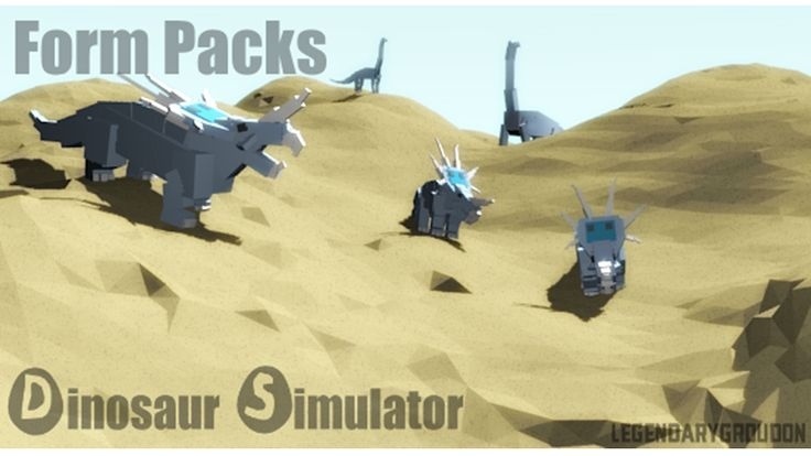 Dinosaur Simulator - ROBLOX