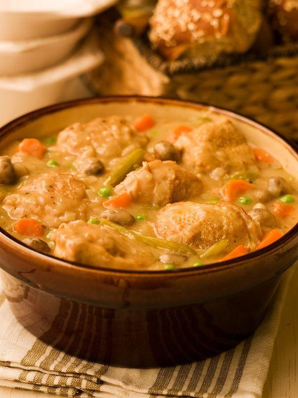 Classic Chicken Stew