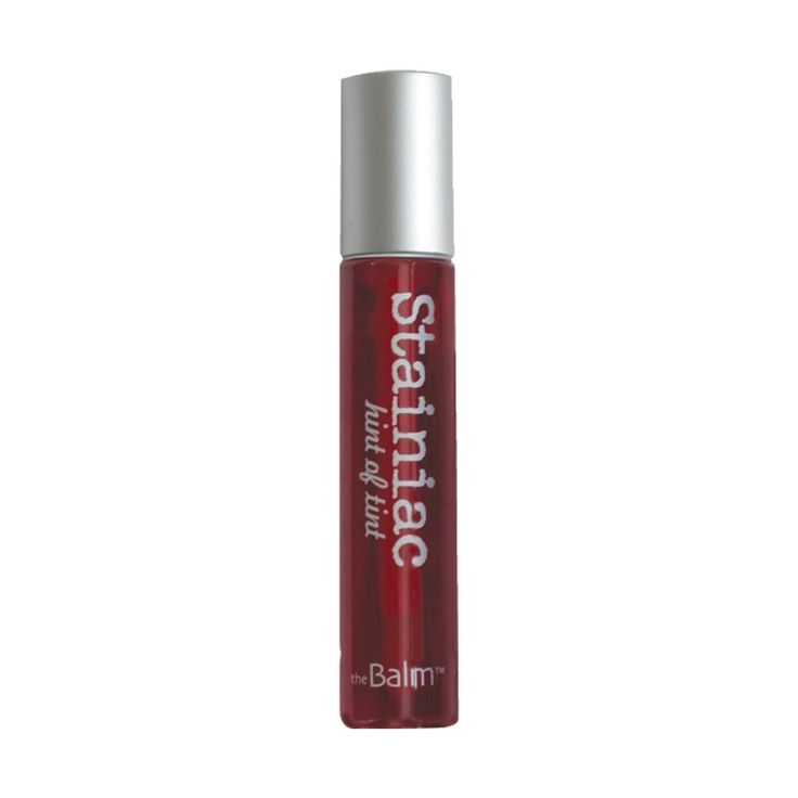 theBalm® cosmetics Stainiac, $17.00 #birchbox Love this stuff...so much better than actual lipstick