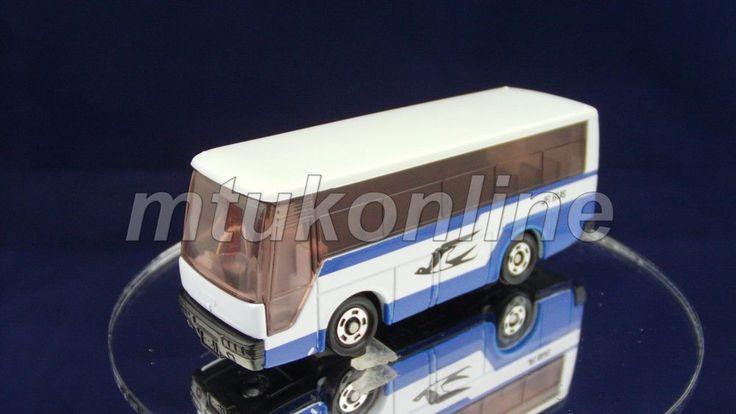 TOMICA 101C ISUZU HI-DECKER JR HIGH-WAY BUS | 1/145 | 101C-3 | ST2 2002 CHINA