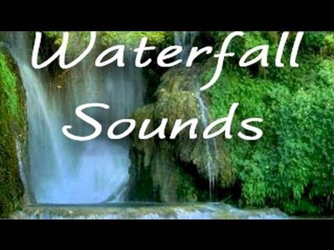 Waterfall Sounds: 2 Hour Long Sound of Waterfalls