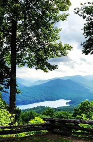 Exploring Western North Carolina – Nantahala National Forest!