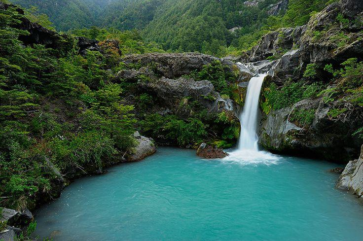 Parque Nacional Villarica, Chile