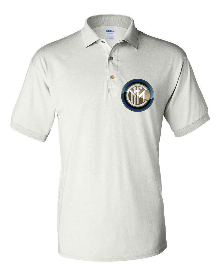 Polo Soccer T-shirt Inter Milan