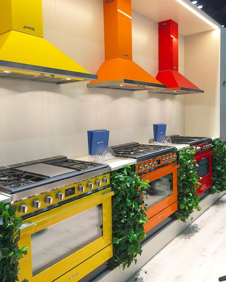 Yellow And Orange Kitchen: 17 Best Images About Kitchens On Pinterest