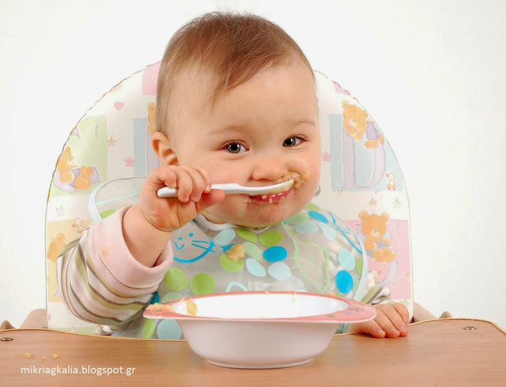 Μικρή Αγκαλιά: Ήρθε η στιγμή να φάμε το πρώτο μας φαγητό