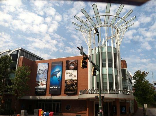 Tennessee Aquarium IMAX 3-D Theater - Chattanooga, TN - Kid friendly activity reviews - Trekaroo