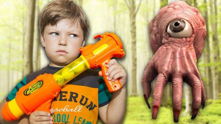 NERF WAR: Monster Zombie Apocalypse НЕРФ ВОЙНА: Монстр Зомби Апокалипсис