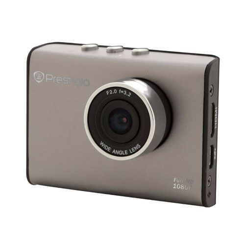 Основные характеристики Конструкция видеорегистратора с камерой с экраном Количество каналов записи видео/звука 1/1 Поддержка HD 1080p Запись видео 1920x1080 при 30 к/с 1280x720 при 60 к/с Звук встроенный микрофон Камера Матрица CMOS 1/2 5 5 млн пикс Угол обзора 120° по диагонали Режим
