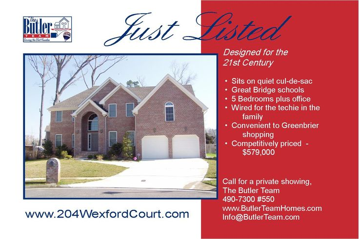 Just listed just sold postcard templates www real for Real estate just sold flyer templates