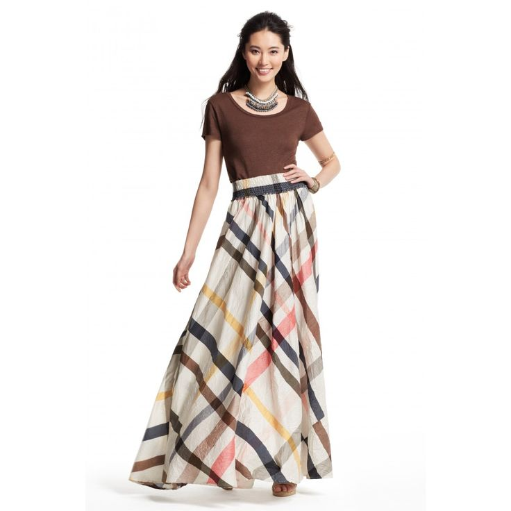 1000 images about maxi knee length skirts on