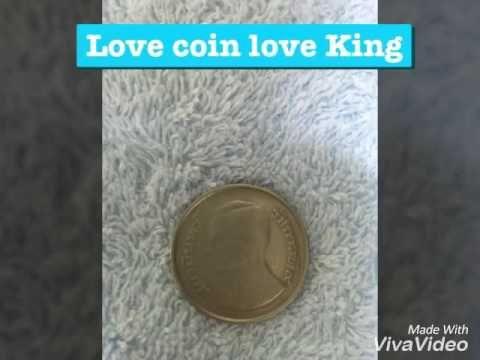 Love coins love King
