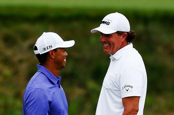 """Tiger Woods, el regreso de golf es enorme para el deporte"""", dice Phil Mickelson"""