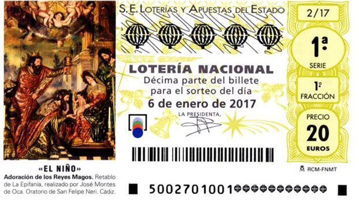 Números premiados de la Lotería del Niño 2017