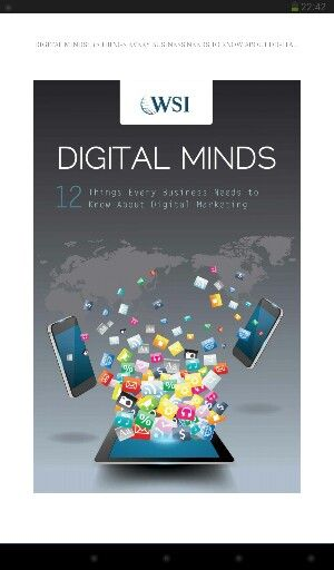 26 best books ebooks images on pinterest livros social media digital minds 12 things every business needs to know about digital marketing by wsi fandeluxe Choice Image