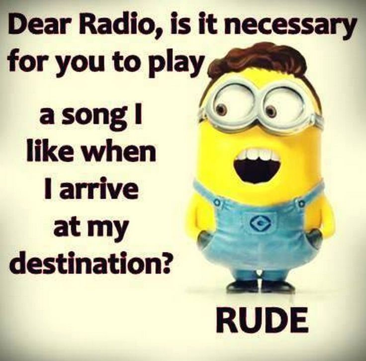 27 Best Minion Puns Images On Pinterest: Random Funny Minions Pictures Jokes (06:19:25 PM
