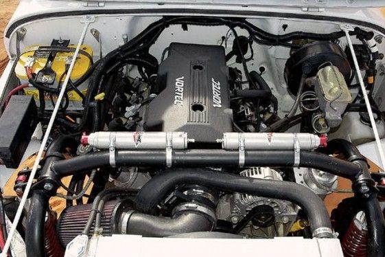Image For Best V8 Engine Jeep Wrangler