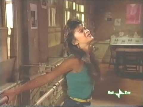 Nia Peebles FAME - SARANNO FAMOSI (Outrun the night - Nia Peeples) Before there was glee