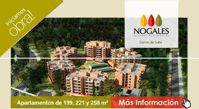 Render apartamentos Bogotá