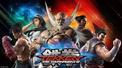 Tekken Tag Tournament 2 Free Download Highly Compressed Full Version For PC
