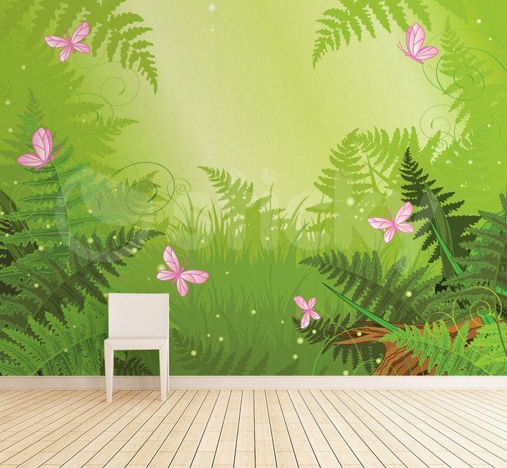Wallpaper Sticker DEEP FOREST by Sticky!!!