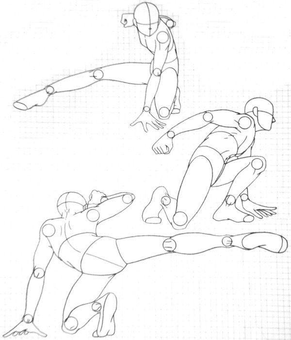 Resultado De Imagen Para Body Fight Base Draw Drawing Reference Figure Drawing Reference Drawing Base