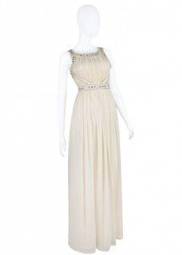 vestido estilo romano con detalles bordados   #graduacion #15 #matrimonio #fiesta #vestidos #wedding #party #dress #fashion #style #design #outfit #shopping #glam