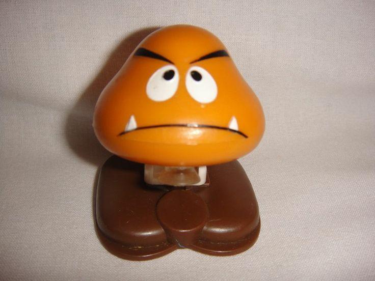 Nintendo Goomba Toys N Joys : Die besten super mario mcdonalds ideen auf pinterest