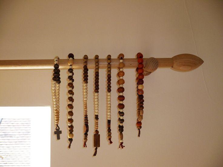 Prayer Beads £3.75 Each set is unique email: miriam.birgitte@btinternet