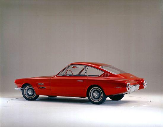 Los 10 conceptos Mustang que nunca se materializaron | Tuningmex.com