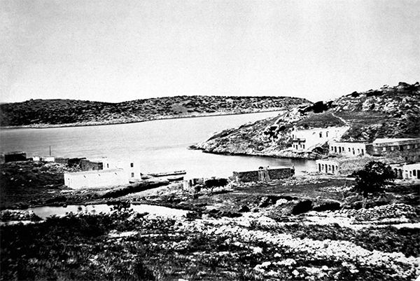 Agios_Nikolaos, 1870-1880, photography: Guiseppe Berinda