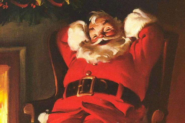 Scurtă istorie colorată a lui Moș Crăciun prin toată lumea